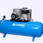 Compresseur 500L - 10 bar - 10CV