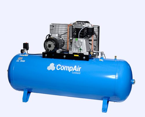 Compresseur 500L – 10 bar – 10CV