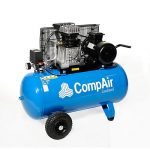 Compresseur 100L - 10bar - 3CV